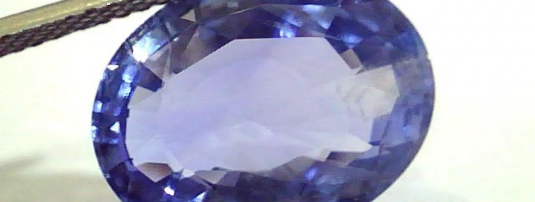 Blue Sapphire- Neelam
