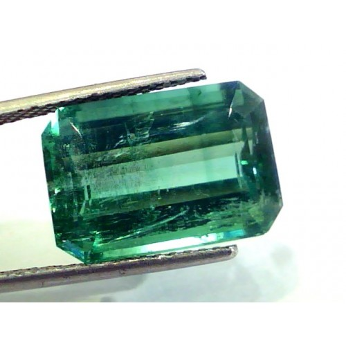 Huge 12.21 Ct Untreated Top Colour Premium Natural Zambian Emerald AAA