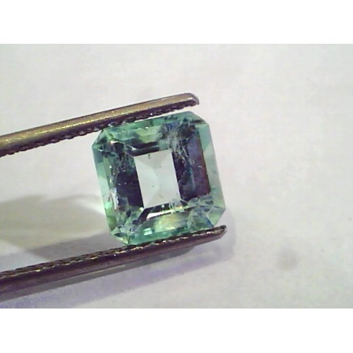 3.37 Ct Unheated Natural Colombian Emerald Gemstone**RARE**