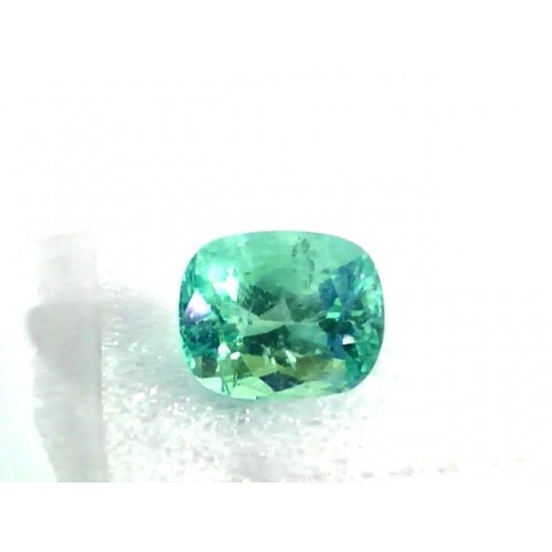 6.37 Ct Unheated Natural Colombian Emerald Gemstone **RARE**
