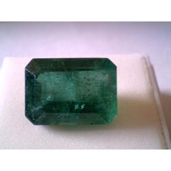 Real Life Emerald: 8.91 Ct Untreated Natural Zambian Emerald,Real Panna