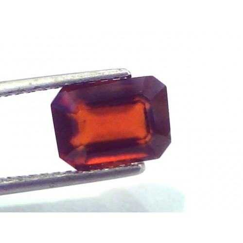 3.96 Ct Untreated Natural Ceylon Gomedh/Hessonite Gems for Rahu