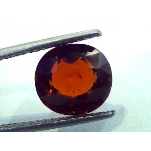 4.95 Ct Untreated Natural Ceyloni Gomedh/Hessonite Gemstone