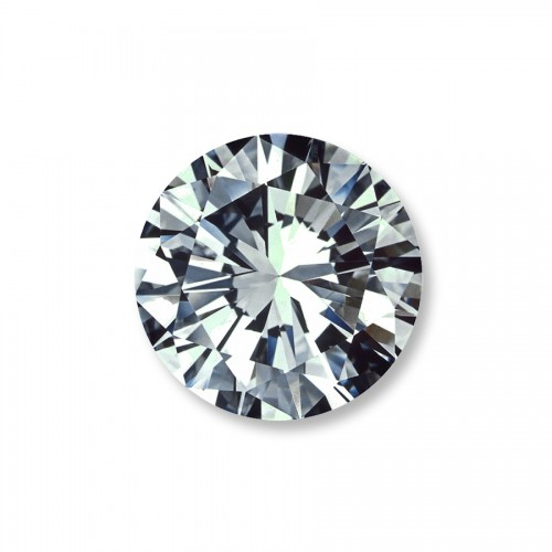 70 Cents Huge Natural Solitaire Diamond vvs2 Clear and F Colour