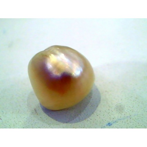 Huge 10.68 Ct Certified Natural Real Venunjula Pearl,Real moti