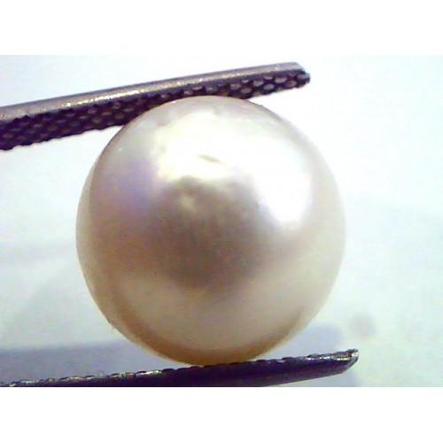 Huge 12.07 Carat Natural Certified Real South Sea Pearl,Certified Moti