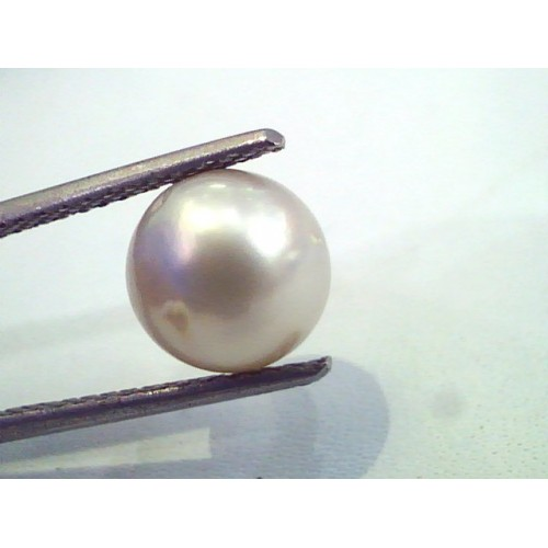 4.74 Carat Natural Certified Real South Sea Pearl,Certified Moti