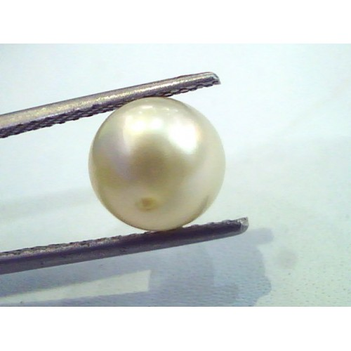 4.84 Carat Natural Certified Real South Sea Pearl,Certified Moti