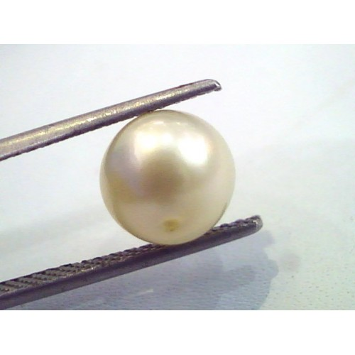 4.88 Carat Natural Certified Real South Sea Pearl,Certified Moti