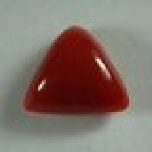 7.49 Ct Natural Italian Triangle Red Coral Premium,Real Moonga