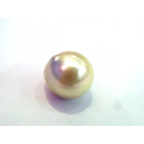 4.76 Carat Natural Certified Real South Sea Pearl,Certified Moti