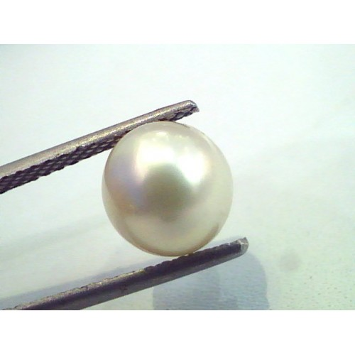 4.01 Ct Natural Certified Real South Sea Pearl,Certified Moti