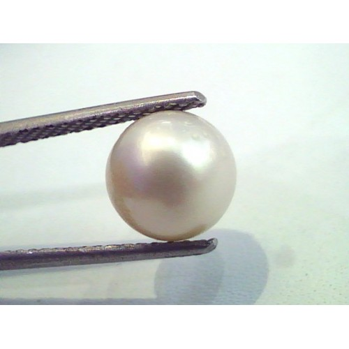 2.98 Carat Natural Certified Real South Sea Pearl,Certified Moti