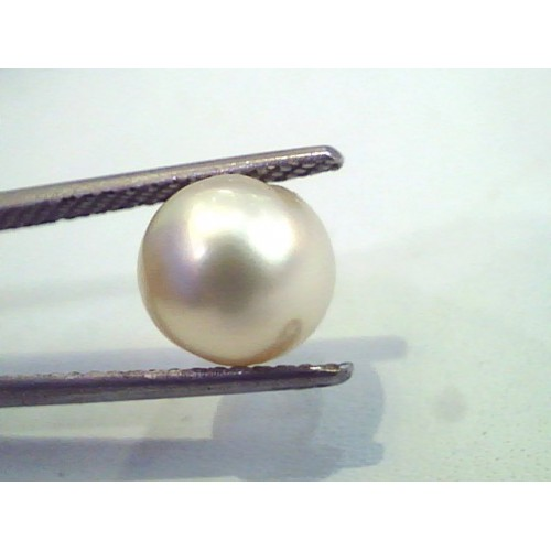 4.30 Carat Natural Certified Real South Sea Pearl,Certified Moti