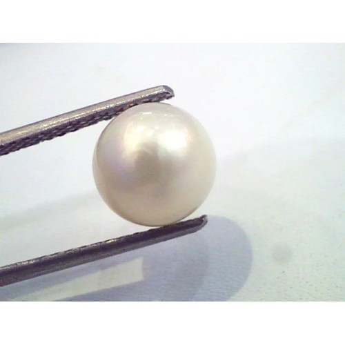 5.00 Carat Natural Certified Real South Sea Pearl,Certified Moti