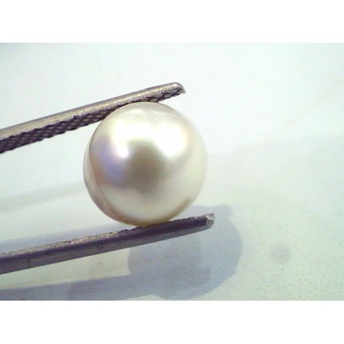 5.55 Carat Natural Certified Real South Sea Pearl,Certified Moti