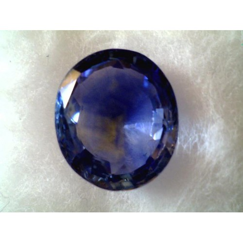 6.17 Ct Unheated Untreated Natural Ceylon Blue Sapphire AAAAAAAA